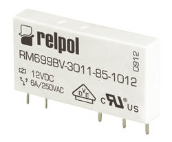 Relay RM699B , miniature PCB power relays