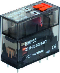 Relay RMP85 - NEW, Miniature PCB power relays