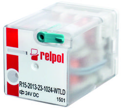 Relay R15 3 CO, industrial relays