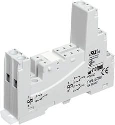, Sockets for miniature relays