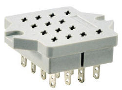 Socket GOP14  - solder terminals , Sockets and accessories for R15