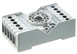 Socket PS11 - screw terminals, Sockets for R15