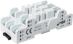 Socket GUC11S - screw terminals, Sockets for RUC and RUC-M