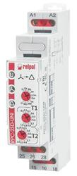 Star-Delta  RPC-2SD-UNI  - NEW, Installation Time Relays