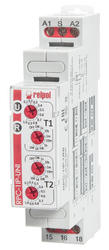Time relay RPC-1IP-... , Installation Time Relays