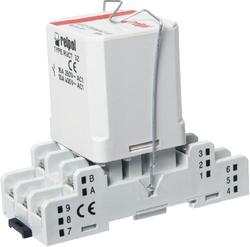 PRUCT with socket GUC11S - railroad interface relays, interface relays