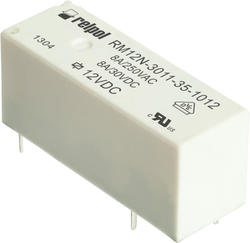 Relay RM12N, miniature PCB power relays