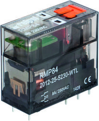 Relay RMP84 - NEW, miniature PCB power relays