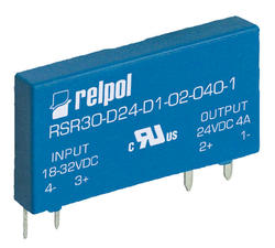 RSR30 , Solid State Relays PCB mounting