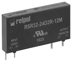 Solid state relays RSR32, Solid State Relays PCB mounting