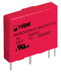 RSR40 , Solid State Relays PCB mounting