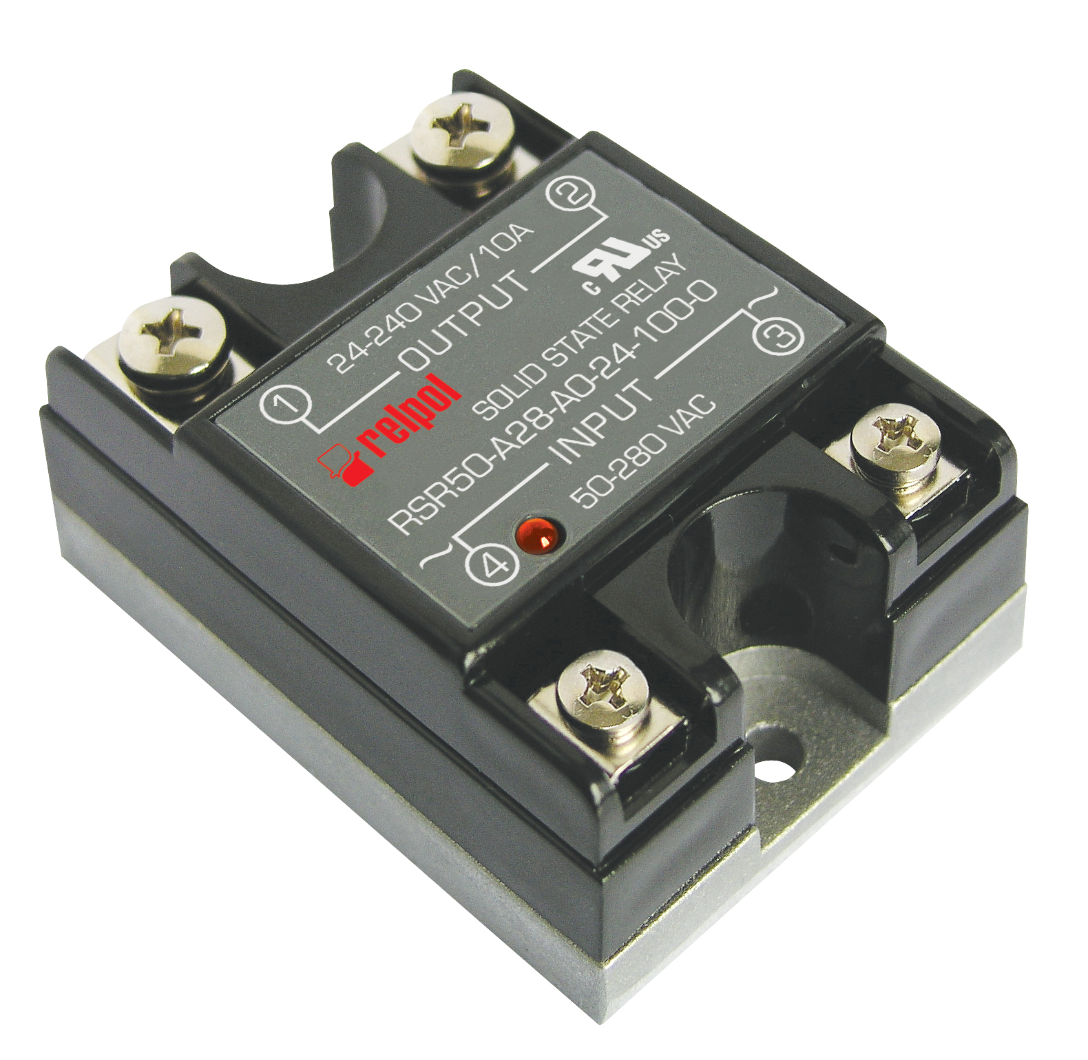 Rsr50 solid state relays for industrial automation relpol sa sciox Gallery