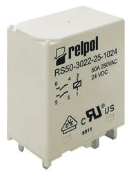 Relay RS50, industrial relays