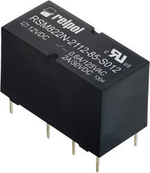 Relay RSM822N, electromagnetic subminiature relays
