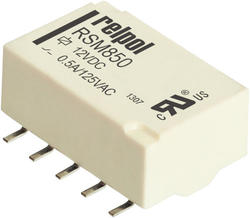 Relay RSM850, electromagnetic subminiature relays