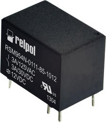 Relay RSM954N , electromagnetic subminiature relays
