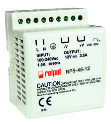 Power supply RPS-45, Power supplies
